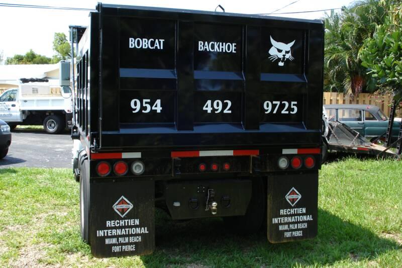 Broward Miami Dade Amp Palm Beach County Bobcat Service H